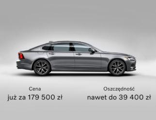 Volvo S90 Mitsommar,