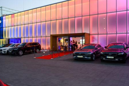 otwarcie salonu Volvo