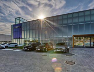salon Volvo Eurokas dzień,