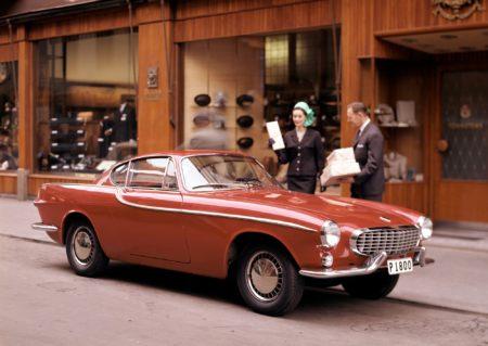 Historia Volvo