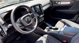 Volvo model XC40